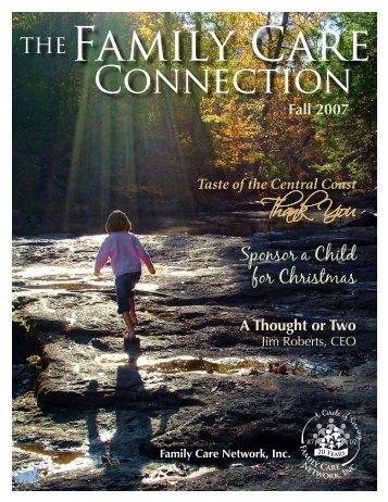 Fall 2007 - The Family Care Network