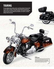 TOURING - Harley Davidson Shop