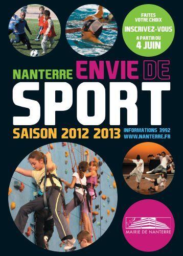 saison 2012 2013 - Ville de Nanterre