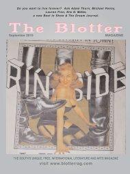September - The Blotter