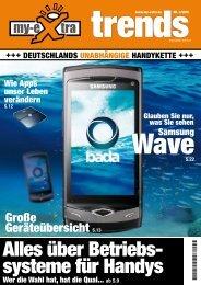 Internet Handy Flat 10€ mtl.6 SMS Allnet Flat 10 € mtl.7 ... - My-eXtra