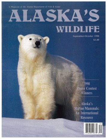 Vol 22.5. Alaska's Wildlife, Sep-Oct 90 - Docushare - Alaska ...