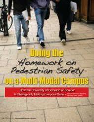 Doing the Homework on Pedestrian Safety - International Parking ...