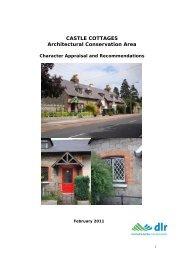 Castle Cottages Architectural Conservation Area - Dun Laoghaire ...