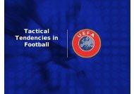 Tactical tendencies in football uefa