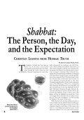 Shabbat - Heart of Wisdom - Page 6