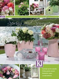 Spring and Summer - Caprichos Daneses