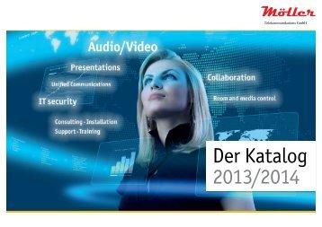 Der Katalog 2013/2014 - Onlineshop für Headsets - Jabra Partner