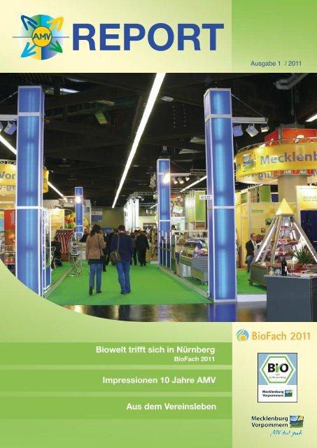 Download AMV-Report 1/2011 (pdf) - AGRARMARKETING ...