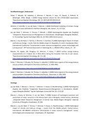 Publikationen - Geographisches Institut Uni Heidelberg