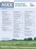 NiKK Naturschutz im Kreis Kleve - NABU Kleve e.V. - Seite 3