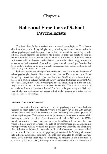 """functionalist role of schools in contemporary Social theory in the function of education 6 the views and values of the educators, as well as the society that is sponsoring the education"""" (kurtus, 2001) the philosophy behind every school system is formulated by the values that the educators believe in and the society."""