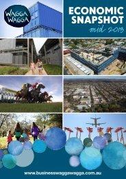 Economic Snapshot Mid 2013 - Business Wagga Wagga