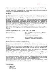 Aufgaben des Landessozialamtes im ... - Brandenburg.de