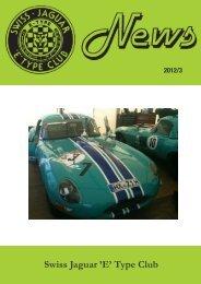 13. August 2012 - Swiss Jaguar E-Type Club