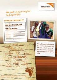 bushangaro - World Vision