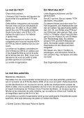 Livret de Fêtes FITA 2006 - A5 - Archer-club d'Yverdon - Page 3