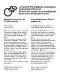 Livret de Fêtes FITA 2006 - A5 - Archer-club d'Yverdon - Page 5