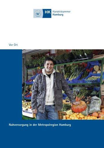 Nahversorgung in der Metropolregion Hamburg - DSSW-Studie