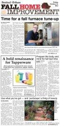 2011 Fall Home Improvement - Sentinel-Tribune