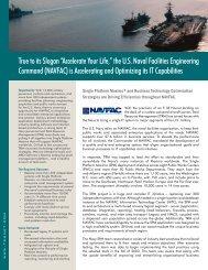 NAVFAC - Total Resource Management