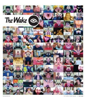 • may 3, 2006 - The Wake