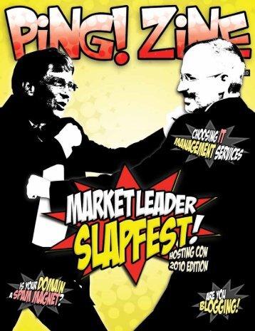 contents - Ping! Zine Web Tech Magazine