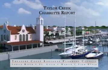 Charrette Report - Taylor Creek:Miramar-West ... - City of Fort Pierce