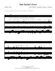 Sheet Music - Icentricity.net