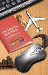 Annual Report 2010 - Asia Travel