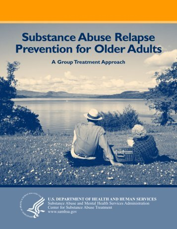 Group Treatment Approach - SAMHSA Store - Substance Abuse and ...