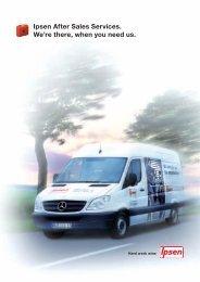 After Sales Brochure (PDF, 670 KB) - Ipsen