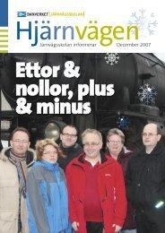 Hjärnvägen nr 4 2007 utan ES.indd - Järnvägsskolan