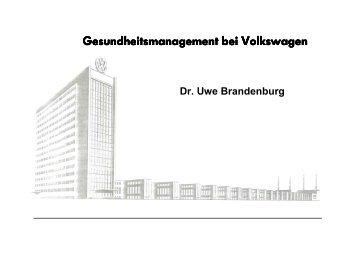 DOWNLOAD Präsentation Dr. Brandenburg - NAGU