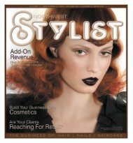 Better hair from the power of light - Stylist and Salon Newspapers
