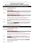 Updated Scientific Programas of 8-13-2010 - Oklahoma State ... - Page 3