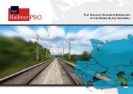 Why focus on the Wider Black Sea Area? - Railway Pro