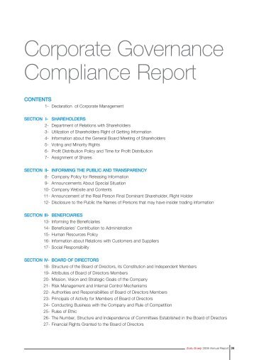 corporate compliance report This corporate compliance plan is designed to prevent, detect and respond to   the corporate compliance officer reports directly to the ceo and the audit.