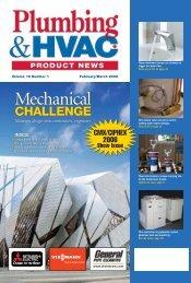 March 2006 - Plumbing & HVAC