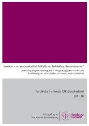 Enkäter en underskattad felkälla.pdf - Folkhälsoguiden