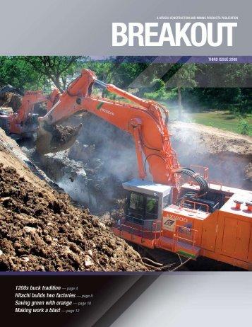Issue 3 - Hitachi