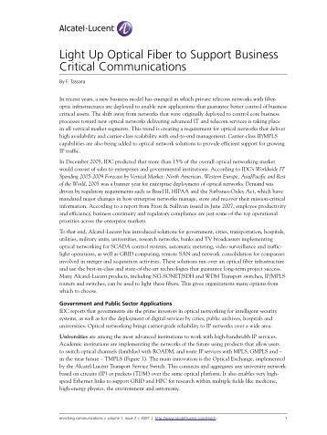 Alcatel lucent business partner portal