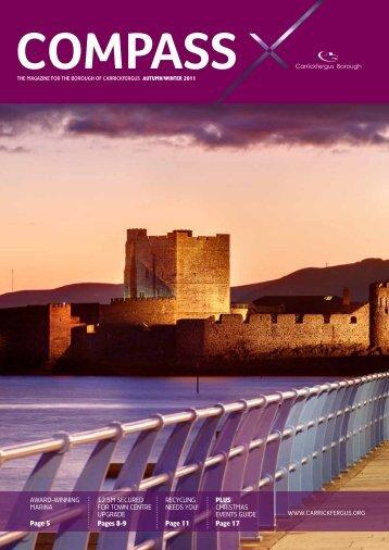 Compass Newsletter- Issue 20 (Autumn/Winter 2011) - Carrickfergus ...