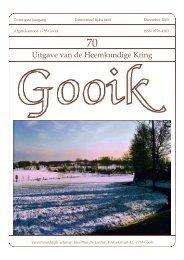 Nummer 70.qxd - Heemkundige Kring van Gooik
