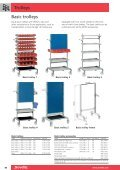 Trolleys Freedom of mobility with trolleys - Page 7