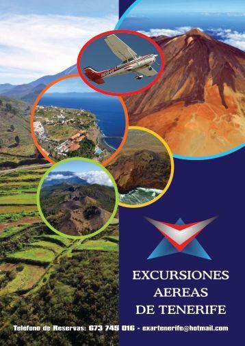Excursiones Aéreas de Tenerife [pdf 19.32 MB]