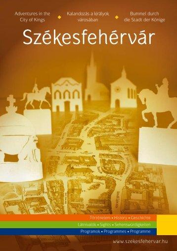 magyar-angol-német - Székesfehérvár