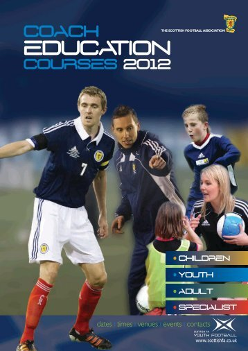 EDUCATION - Scottish Football Association
