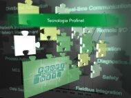 Tecnologia Profinet - Associação PROFIBUS Brasil