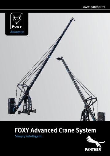 FOXY Advanced Crane System